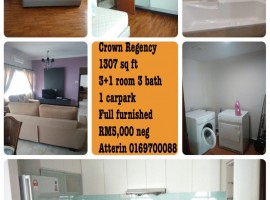 Crown Regency Service Suited